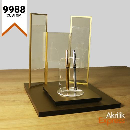 Display Pulpen Pentel - 9988